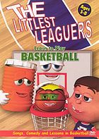 The littlest leaguers learn to play basketball