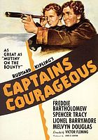 Rudyard Kipling's captains courageous