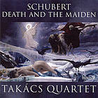 Quartet for 2 violins, viola and violoncello, D minor/d-Moll/Ré mineur : D 810 = Death and the maiden = Der Tod und das Mädchen
