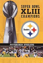 Super Bowl XLIII champions--Pittsburgh Steelers
