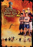 Treasure Island kids. The monster of Treasure Island 2