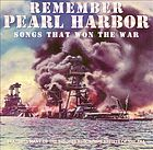 Remember Pearl Harbor songs that won the war
