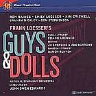 Guys and dolls [a musical fable of Broadway] : original orchestrations