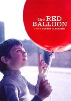 Le ballon rouge The red balloon