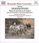 Piano concerto in E major, op. 59 From foreign lands, op. 23