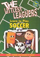 The littlest leaguers learn to play soccer