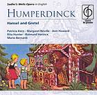 Sadler's Wells Opera present[s] Humperdinck's fairy tale Hansel and Gretel