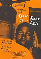 Black is-- black ain't a personal journey through black identity