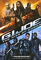 G.I. Joe., the rise of Cobra
