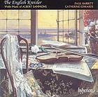 The English Kreisler music for violin and piano