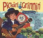 Pickin' &amp; grinnin' great folk songs for kids