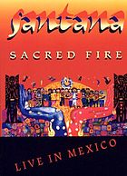 Sacred fire live in Mexico