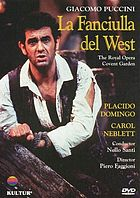 La fanciulla del West The girl of the Golden West