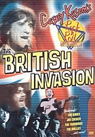 Casey Kasem's rock & roll goldmine the British invasion