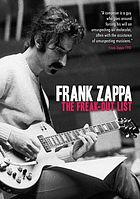The freak-out list Frank Zappa under the influence