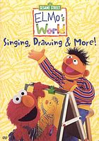 Elmo's world. Singing drawing & more