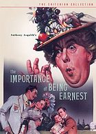 The importance of being Earnest an Anthony Asquith production