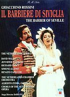 The barber of Seville [comic opera in two acts