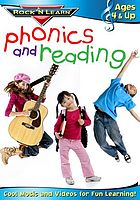 Rock 'n learn. Phonics and reading