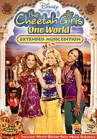 The Cheetah Girls. DVD 732 One World