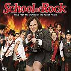 Heavy mental music from and inspired by the movie School of rock