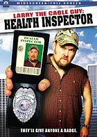 Larry the Cable Guy, health inspector
