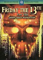 Friday the 13th. Part 8, Jason takes Manhattan