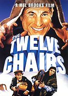 The twelve chairs Dvenadt︠s︡atʹ stulʹev