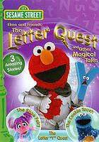 Elmo and friends]. The letter quest and other magical tales