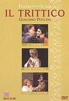 Il trittico three one-act operas
