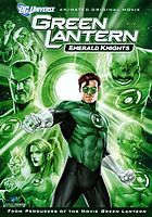 Green lantern. Emerald knights