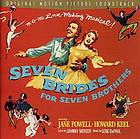 Seven brides for seven brothers original motion picture soundtrack
