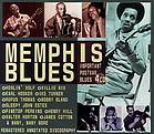 Memphis blues important postwar recordings