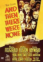 "Rene Clair's ""And then there were none"