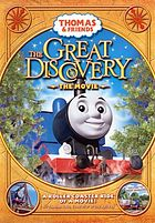 Thomas & friends. The great discovery the movie