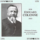 Édouard Colonne complete recordings