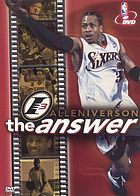 Allen Iverson, The Answer