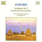 Symphony No. 2 Symphonic poem in D minor