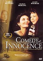 Comédie de l'innocence The comedy of innocence