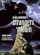 Alfred Hitchcock's Strangers on a train