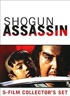 Shogun assassin 5-film collectors set