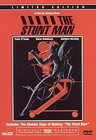 "The sinister saga of making ""The stunt man"