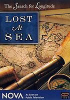 Lost at sea the search for longitude