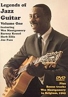 Legends of jazz guitar. Volume 1