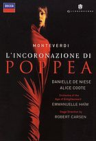 L'Incoronazione di Poppea opera in a prologue and three acts, 1643