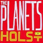 The planets suite for large orchestra