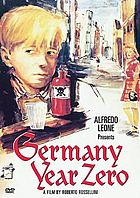 Germania, anno zero Germany, year zero