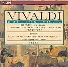 Vivaldi edition vol. 1