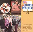 The British invasion the history of British rock, vol. 8