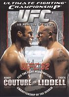 UFC 52. Randy Couture vs. Chuck Liddell